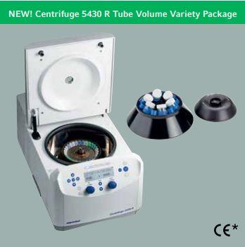 Centrifug-Eppendorf-5430R-Tube-volume-variety-package