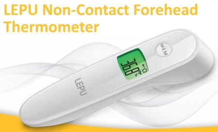 LEPU Non-Contact Forehead Thermometer