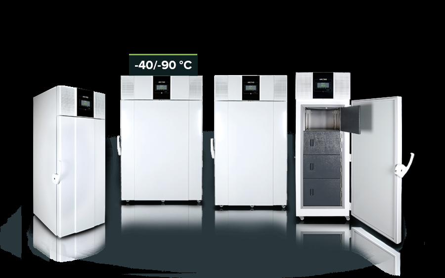 Kampanj lågtemperaturfrysar
