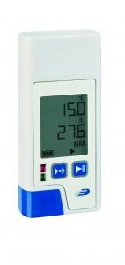 LOG200 temperaturlogger med display och automatisk PDF-rapport