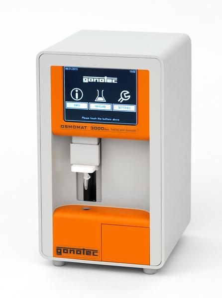 Gonotec Osmometer - Osmomat 3000 basic Freezing point osmometer