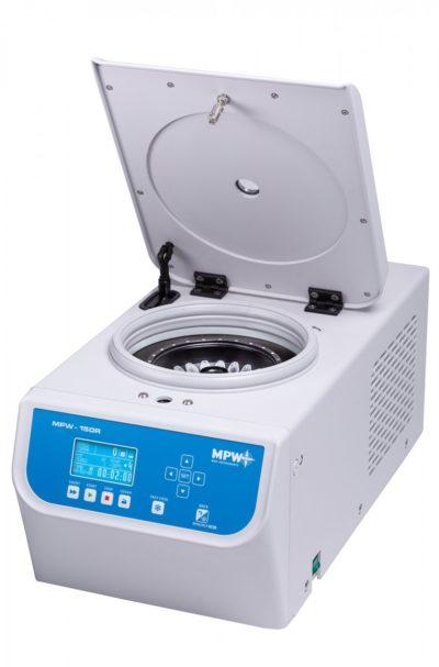 15% RABATT på kyld mikrocentrifug MPW150R