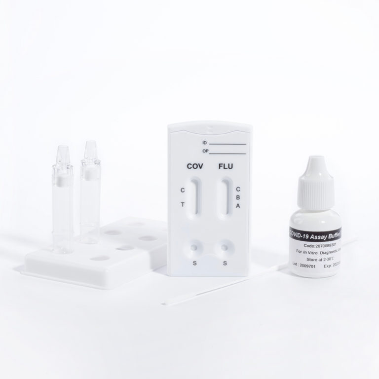 NADAL®-COVID-19-Ag-Influenza-A-B-test-20-testkassetter