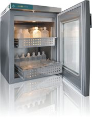Värmeskåp för vätskor, filtar och geldynor