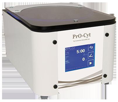 Pro-CytLCD Cytocentrifug med 12 platser till ett riktigt bra pris