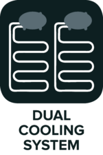 Dual-cooling-system