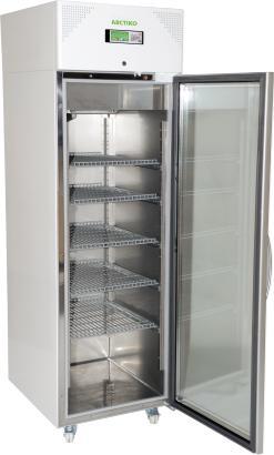 PF700-ATEX   Laboratoriefrys med glasdörr